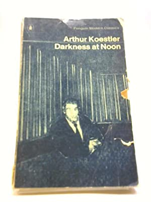 darkness at noon paper Did they buy bibles or toilet paper what freedom was  it is a darkness at noon , as koesteler's title says, because noon is when eclipses happen this is true.