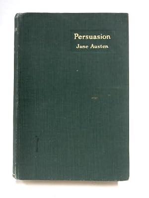 Persuasion: Jane Austen