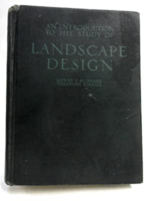An Introduction to the Study of Landscape: Henry Vincent Hubbard