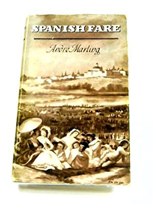 Spanish Fare: Andre Marling