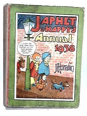 Japhet And Happy'S Annual 1938: Horrabin, J.F.