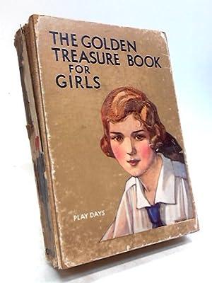 The Golden Treasure Book for Girls: Mrs Herbert Strang