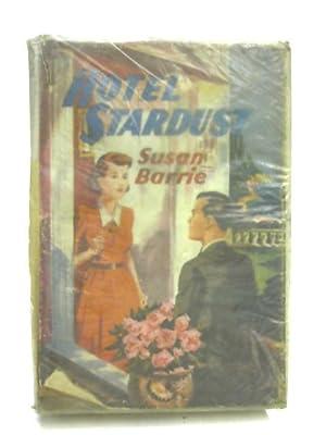 Hotel Stardust: Susan Barrie
