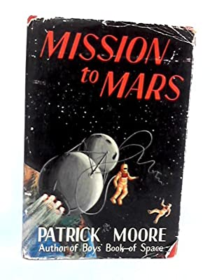 Mission to Mars: Patrick Moore
