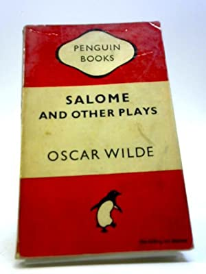 an analysis of salome a play by oscar wilde As he attempts to persuade salomé to dance for him, herod lapses into a  the  play can be viewed as exercises in literary analysis, seeking to.