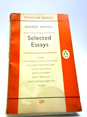 selected essays by george orwell abebooks selected essays penguin orwell george