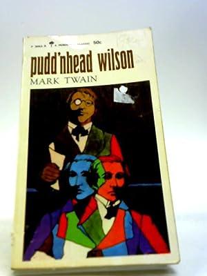 The tragedy of Pudd'nhead Wilson, (A Harper: Twain, Mark
