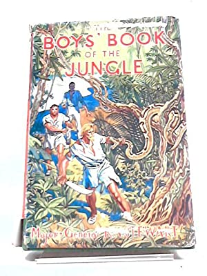 The Boy's Book of the Jungle: R.N Major-General Stewart