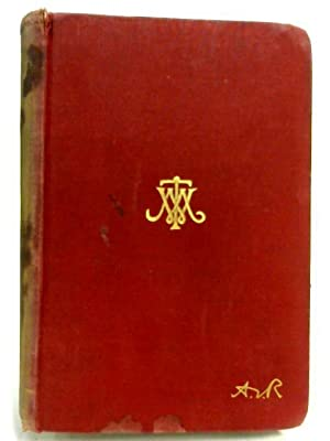 The Works of William Makepeace Thackeray Vol: William Makepeace Thackeray