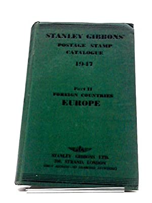 Stanley Gibbons' Priced Catalogue of Postage Stamps: Stanley Gibbons Limited
