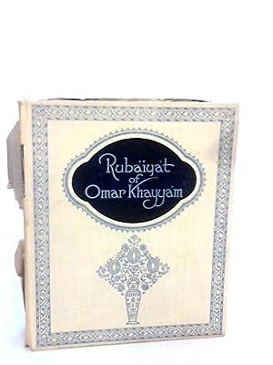 Rubáiyát of Omar Khayyám,: Omar Khayyam