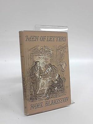 Men Of Letters: Noel Blakiston