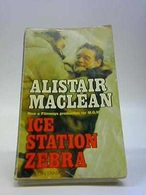 alistair maclean ice station zebra pdf