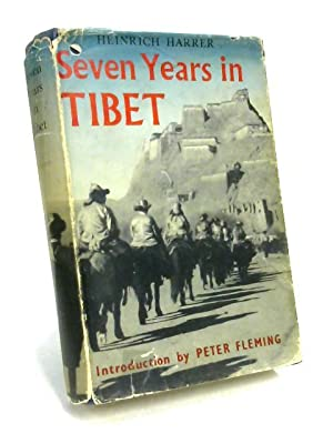 Seven Years In Tibet: Heinrich Harrer