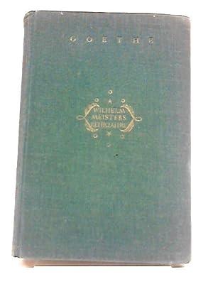 Wilhelm Meisters Lehrjahre: Goethe