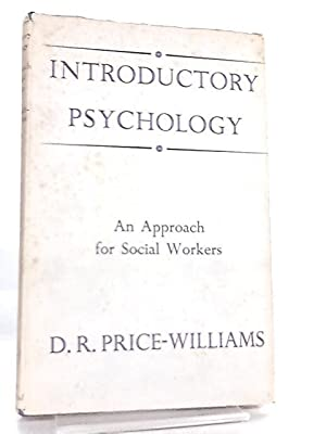 Introductory Psychology: D. R. Price-Williams