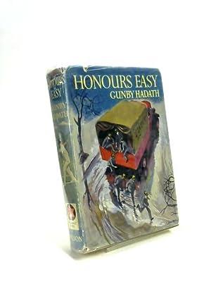 Honours Easy: Hadath Gunby