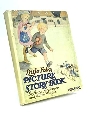 Little Folks Picture Story Book: Various