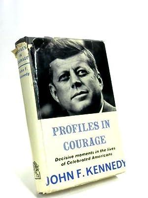 john f kennedy profiles in courage pdf