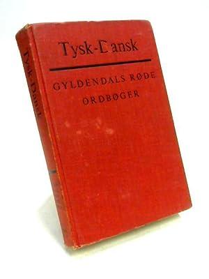 dansk ordbog tysk