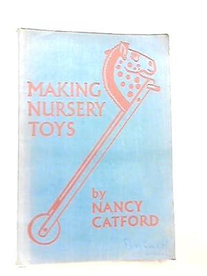 Making Nursery Toys: Nancy Catford
