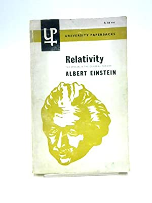 Relativity: The Special & The General Theory: Albert Einstein