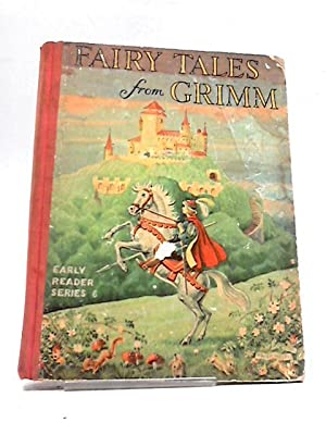 Fairy Tales From Grimm (Early Readers-no.6): Jacob Grimm