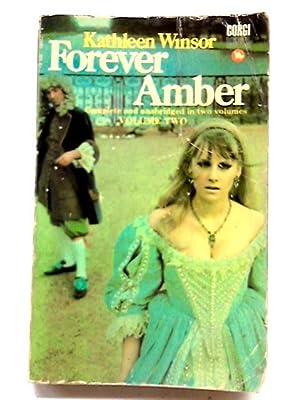 Forever Amber Vol. II: Kathleen Winsor