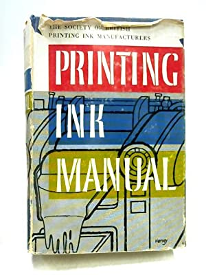 printing ink manual abebooks rh abebooks com the printing ink manual robert leach the printing ink manual pdf