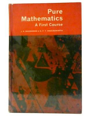 Pure Mathematics 1 by John K. Backhouse