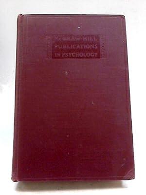 Psychometric Methods: J. P. Guilford