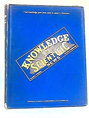 Knowledge and Illustrated Scientific News Volume V: Major B. Baden