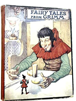 Fairy Tales From Grimm: Ethel Betts