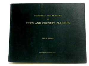 Principles And Practice Of Town And Country: Lewis Keeble