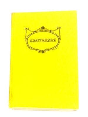 Sauternes: Andre L. Simon