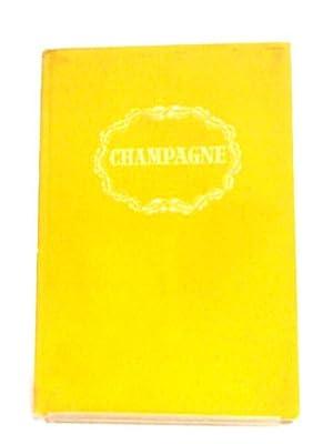 Champagne: Andre L. Simon