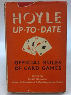 Hoyle Up-To-Date the Official rules of card: Ewart Kempson