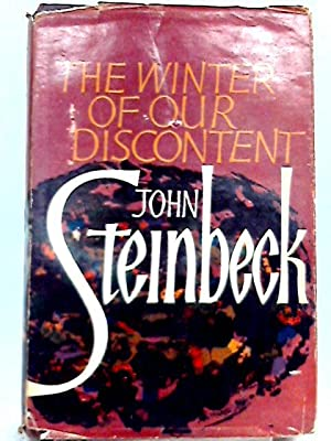 The Winter of Our Discontent: John Steinbeck