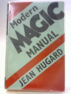 Modern Magic Manual: Jean Hugard