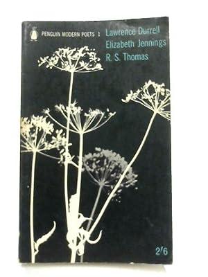 Penguin Modern Poets 1: Lawrence Durrell, et