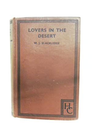 Lovers In The Desert