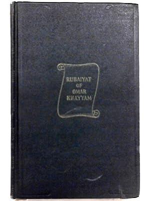 Rubaiyat of Omar Khayyam: Edward Fitzgerald (Ed,Tran)