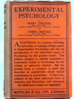 Experimental Psychology: Mary Collins, James