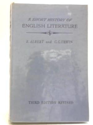 Short History of English Literature: Edward Albert