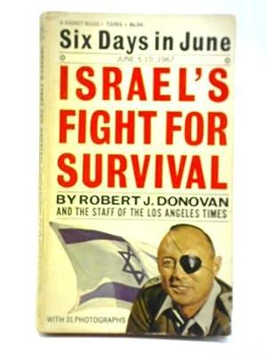 donovan robert j - israel's fight for survival - AbeBooks