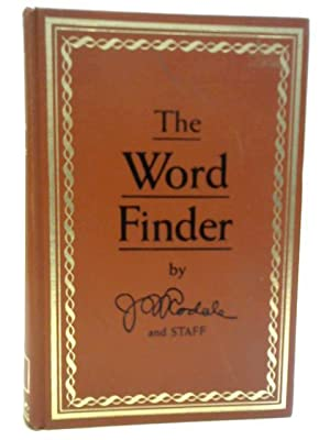 j i rodale - word finder - AbeBooks