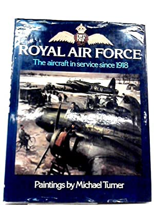 Royal Air Force. The Aircraft In Service: Charles Bowyer