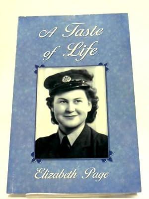 A Taste of Life: Elizabeth Page