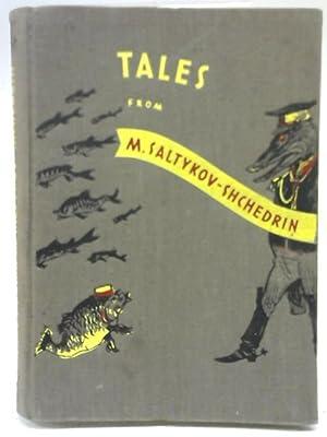 Tales from M. Saltykov-Shchedrin: John Gibbons