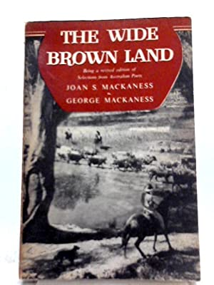 The Wide Brown Land: Joan and George